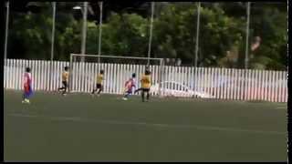 1er Tiempo DORADOS vs TIGRES 7 Julio 2015