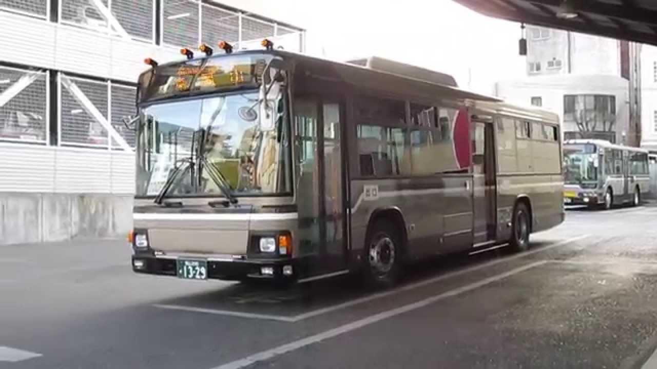 宇野バス【新型車・日野自動車ブ...