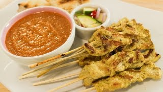 Satay & Peanut Sauce - Hot Thai Kitchen!