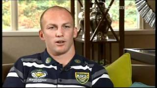 Rugby League Legend: Darren Lockyer
