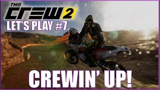 The Crew 2: Crewin