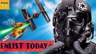 How to Become an IMPERIAL TIE FIGHTER PILOT | Star Wars Explained