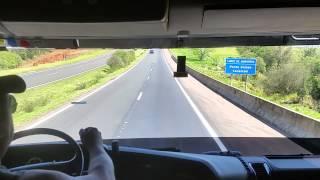 Chegando em Ponta Grossa Paraná