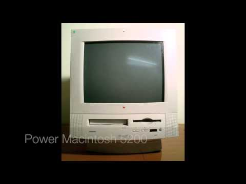 Apple Computer Startup Sounds