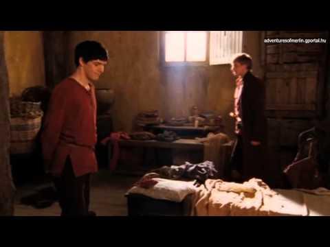 Merlin S01E03 Favourite Scenes - Almost...