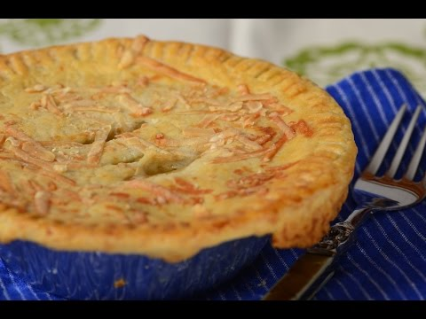 Chicken Pot Pie Recipe Demonstration - Joyofbaking.com