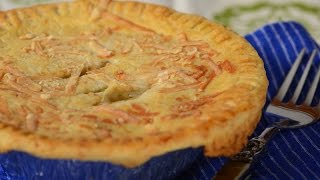 Chicken Pot Pie Recipe Demonstration - Joyofbaking.com
