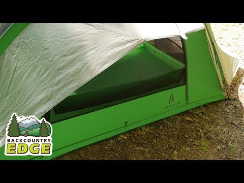 Sierra Designs Flash 2 Backpacking Tent & Sierra Designs Flash 2 Backpacking Tent - YouTube