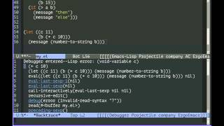 Изучаем Emacs. Эпизод 06