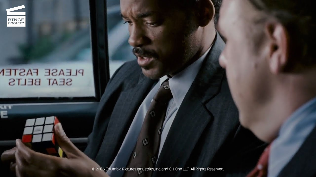 Download The Pursuit Of Happyness: Rubik's cube