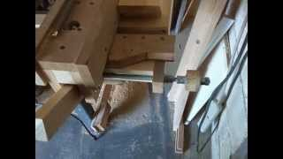 Homemade Incremental Biesemeyer Style Table Saw Fence
