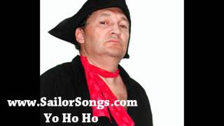 Yo Ho Ho and a Bottle of Rum -  Download or CD on www.SailorSongs.com