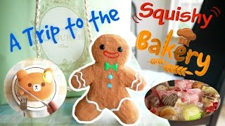 A TRIP TO THE SQUISHY BAKERY ~ Squishy Skit