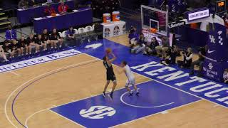 Jordan Cousin 2017-18 Basketball Highlights