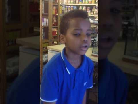 Jeune Rappeur & Chanteur de 10 ans lache un lourd freestyle - Exclusivité MSBOfficiel Orléans