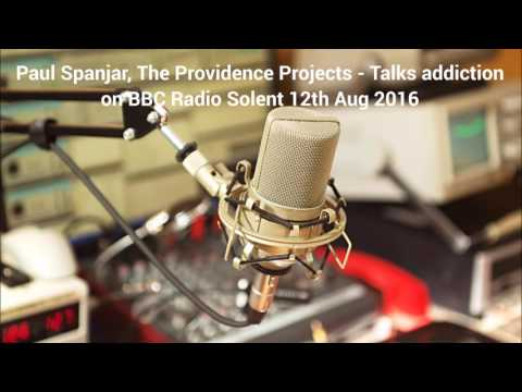Paul Spanjar - BBC Radio Solent - Drug and Alcohol Addiction