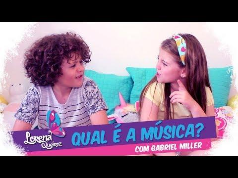 Qual é a música? (Com Gabriel Miller) ▶7:00