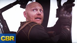 What Nobody Realized About Bill Burr In The Mandalorian Chapter 6