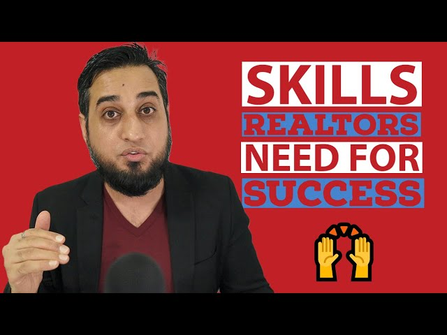 Why This ONE Underrated Skill Will Determine Your Long Term  Success as a Realtor?