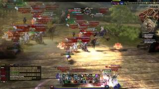 Kingdom Online PhazzysBack PvP Movie