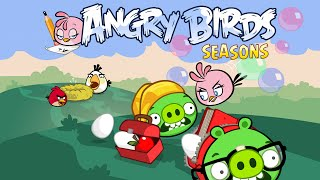 Angry Birds Seasons: Leaning Tower of Pisa Anniversary
