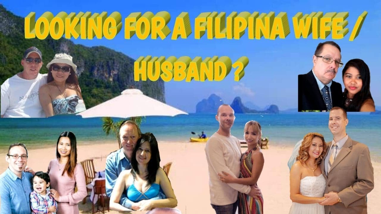 LOOKING FOR A FILIPINA WIFE/FOREIGNER HUSBAND? l FILIPINA