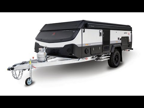 New Age Wayfinder Camper 13ft designed by Walkinshaw ®