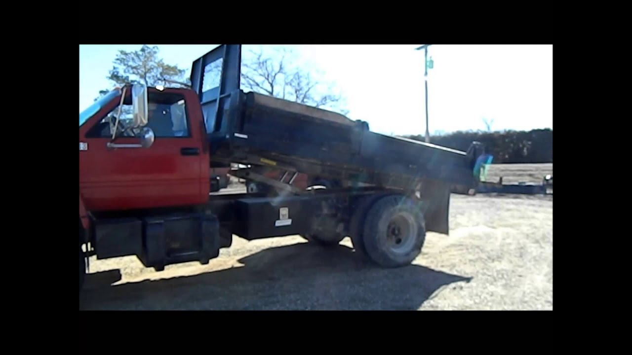 1994 Gmc Topkick Dump Truck For Sale Sold At Auction February 28 6500 Mitula Cars 2013