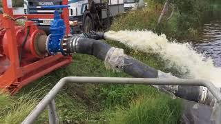Godwin HL250 Test pump