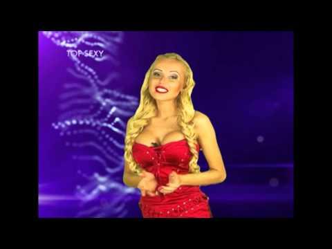 LiLian Lev TV host on Europe Channel Music Box.