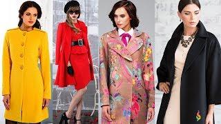 видео Женские пальто. Модные тенденции 2017 года