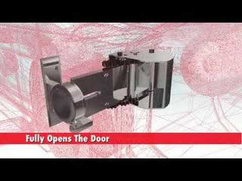Autoloc New Voodoo Lambo Upright Vertical Door Hinge