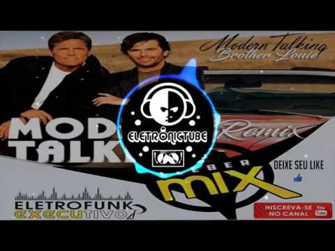 Dj Cleber Mix Ft Modern talking - Brother Louie (Remix 2017) Extended