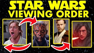 This Is the Correct Viewing Order of Star Wars Movies