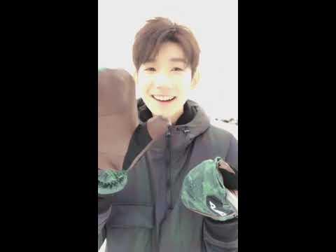 [Raw 20180108] Vương Nguyên Live Stream tại Na-uy - Roy Wang in Norway