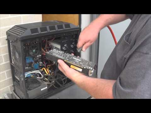 How to clean out your PC!