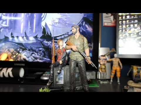 The Last Of Us Post Pandemic Edition Unboxing (Gamestop Exclusive)