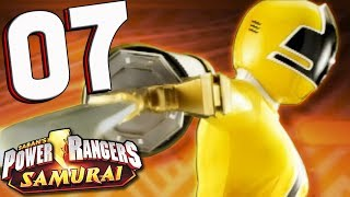 Power Rangers Samurai: Part 7 Sticks & Stones! Nintendo Wii (co-op) Walkthrough