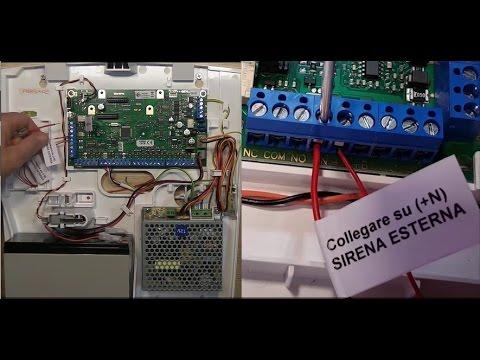 Come interfacciare una centrale d 39 allarme bentel kyo co for Absoluta 16 manuale installazione