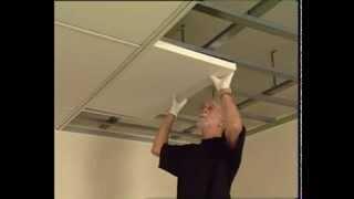 видео Акустические потолки Экофон (Ecophon), потолочные панели и плиты, подвесные потолки Ecophon / E-phon.ru
