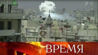 Применение химического оружия в Идлибе стало формальным поводом для ракетного удара США по Сирии.