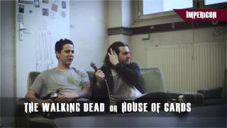 25 Questions with Counterparts