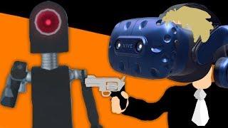 Ich bin ein VR-Geheimagent