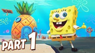 Spongebob: Battle for Bikini Bottom Rehydrated! Part 1