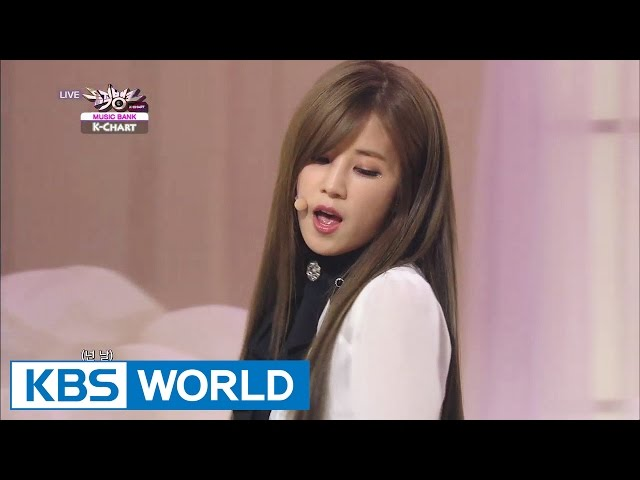 Apink (에이핑크) - LUV [Music Bank K-Chart / 2014.11.21]
