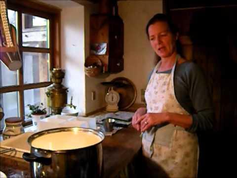 How to make raw feta cheese