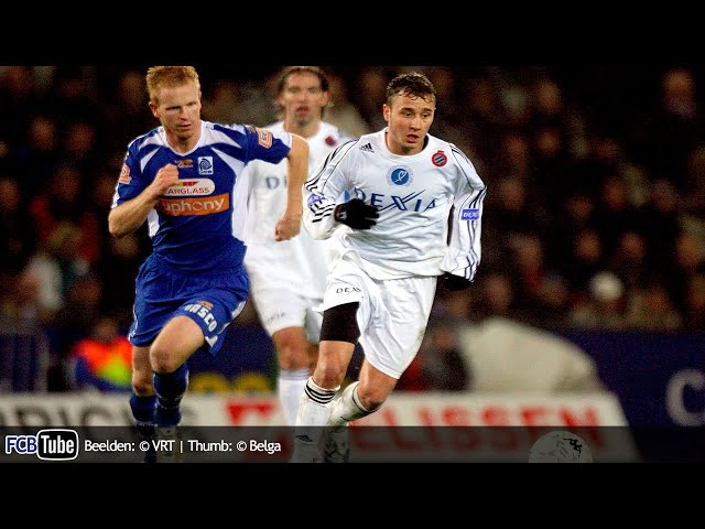 2006-2007 - Jupiler Pro League - 13. Racing Genk - Club Brugge 0-0
