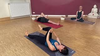 Rücken Yoga II mit Frank