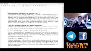 Recensioni Minute #Spiel17 [001] - Presse info n.1