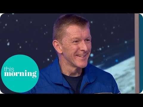 Tim Peake on How to Become an Astronaut | This Morning
